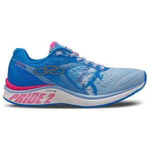 Tênis Olympikus Pride 2 S.E Feminino - Rosa e Azul